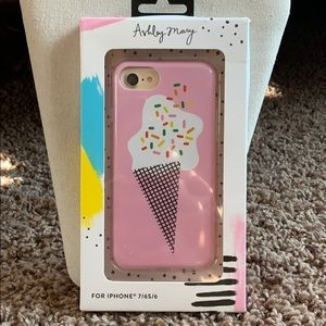 Ashley Marie brand new in box I phone 7/6s/6 case